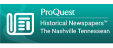 ProQuest Historical Newspapers- The Nashville Tennessean icon