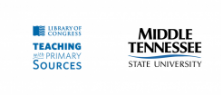 Teaching with Primary Sources - MTSU logo