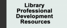 Library Professional Development Resources icon